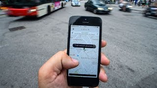 Will Uber Be Stiff Competition for Google Maps?