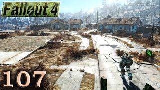 Fallout 4 PS4 Прохождение 107 Местный лидер и Парковка в Кендалле