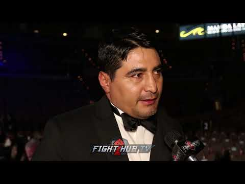 """ERIK MORALES ON SALDIO RETIRING """"THE QUESTION WAS WHEN AGE WOULD CATCH UP TO HIM"""""""