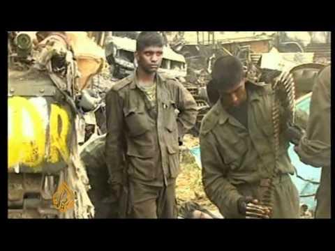 New footage emerges of 'Sri Lanka war crimes'