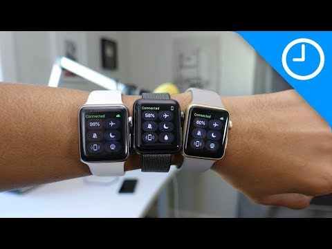 Thumbnail: Apple Watch Series 1 vs Series 2: Which should you buy?