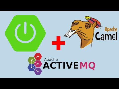 Spring Boot with Camel ActiveMQ JMS Example - Java AutoConfiguration