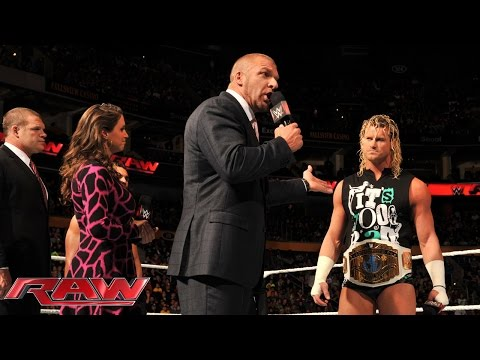 The Authority calls out Dolph Ziggler: Raw, Nov 3, 2014