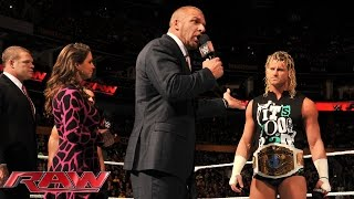 The Authority calls out Dolph Ziggler: Raw, Nov. 3, 2014