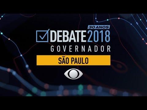 Debate para o governo de São Paulo