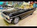 SOLD~~1963 Chevrolet Nova SS Convertible For Sale~6 Cyl~Automatic~Super Straight~Power Top