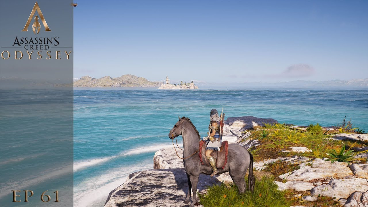 Assassin S Creed Odyssey Ep61 Samos Vacation Youtube