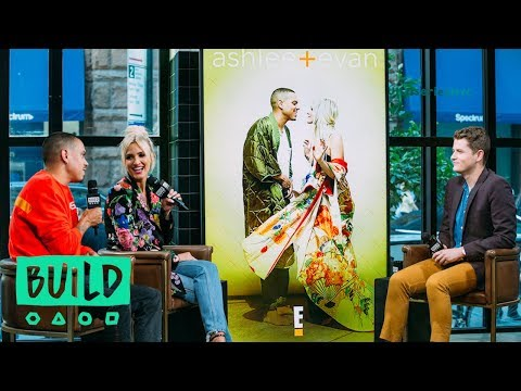 Ashlee Simpson-Ross & Evan Ross Discuss Their Reality Show,