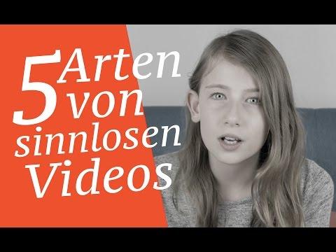 5 Arten von sinnlosen Videos | Die Emmy