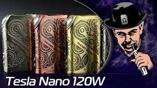 Tesla Nano 120W - Плата огонь, сборка дизлайк (((