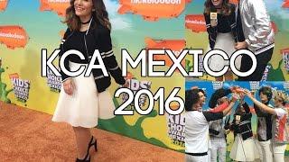 KCA MÉXICO 2016 - NATH CAMPOS