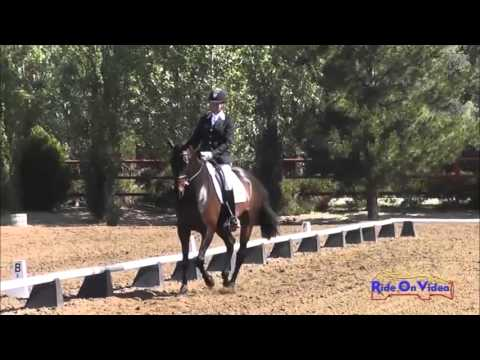 012D Tanra Smith and Kingston Intermediate Dressage Copper Meadows June 2013