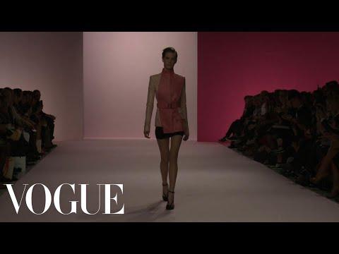 Pedro Lourenço Ready to Wear Spring 2013 Vogue Fashion Week Runway Show