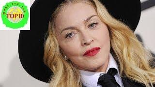 World Top 10 Richest Singers In 2014