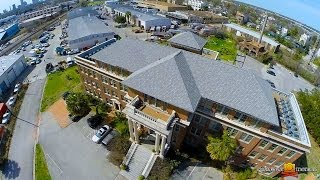 Jefferson Davis Hospital - Aerial Drone FPV - RE-UPLOADED