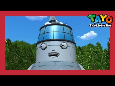 Tayo's Season 4 Sky l New Friend l Tayo the Little Bus