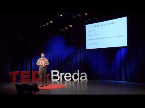 From ape to app: Henk Verhoeven at TEDxBreda