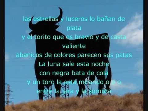 Los Gypsy Kings - El toro y la luna (karaoke)