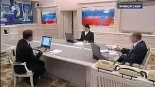 Звонок президенту Путину. Самый смешной.