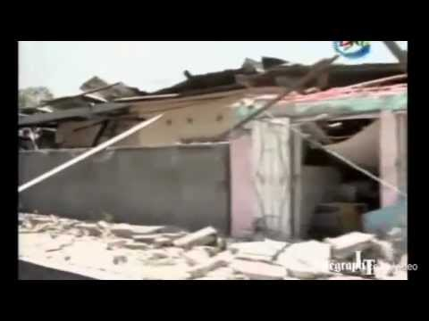 Congo TV air Brazzaville aftermath
