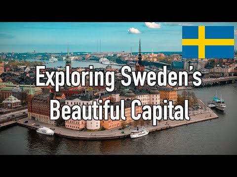 This city is INSANELY beautiful (Quick Stockholm Travel Guide)