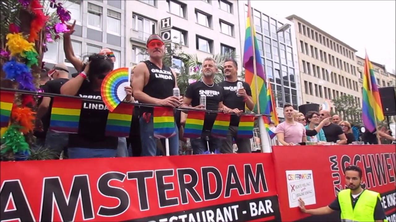 Gay frankfurt hauptbahnhof