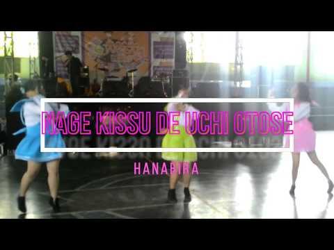Hanabira_Nage Kiss de Uchi Otose (AKB48) @JAKUSAI4