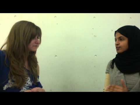 Interview with International Student