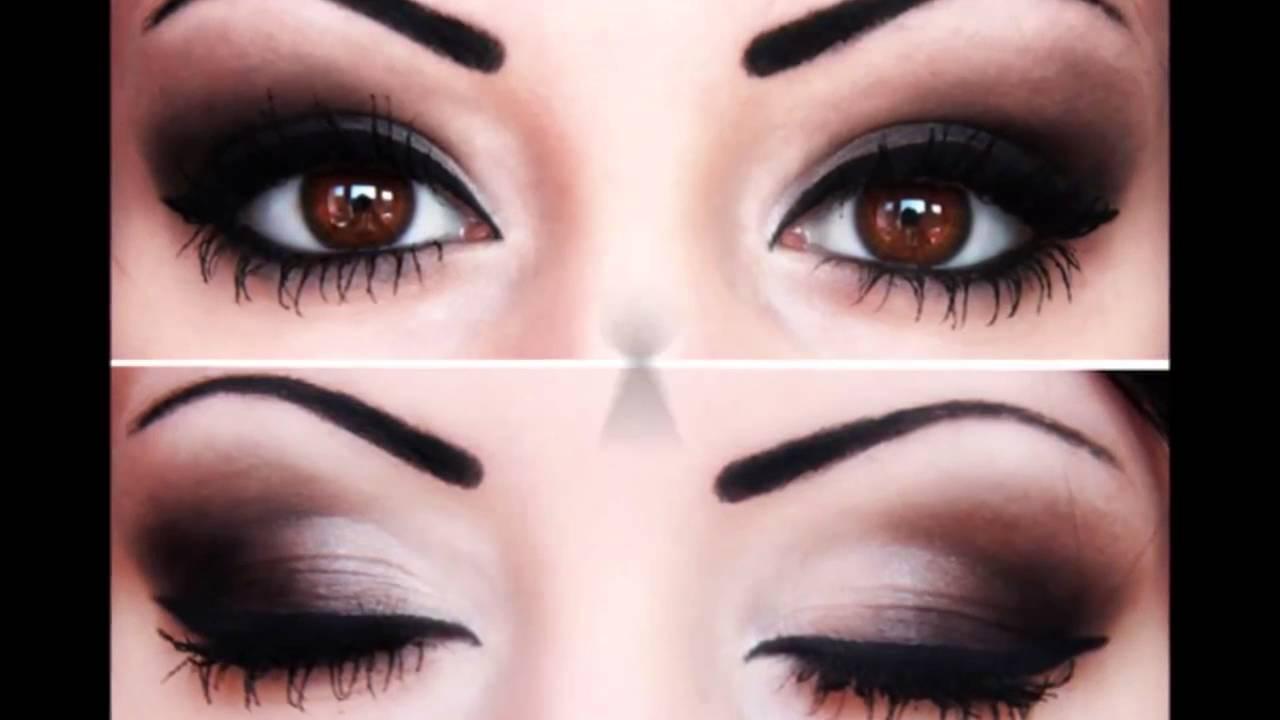 Kahverengi Gözler için Makyaj Önerisi