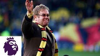 Premier League's top musician fans: Elton John, Ed Sheeran, Jay-Z | Premier League | NBC Sports