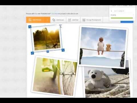 Как сделать фотоколлаж онлайн (на примере сервиса ...
