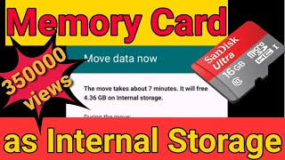 Video Using SD card as internal storage on Android: Easy Steps, no root needed. download MP3, 3GP, MP4, WEBM, AVI, FLV Juli 2018