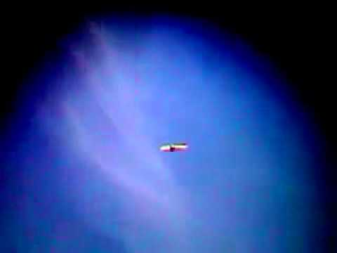 UFO Disclosure 2012 January, Foreign object on Saratoga - USA