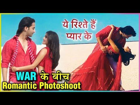 Shaheer Sheikh And Rhea Sharma ROMANTIC Photoshoot At India- Pak Border | Yeh Rishtey Hain Pyaar Ke