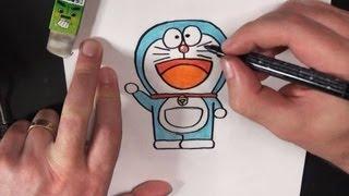 Doraemon ドラえもん - How To Draw