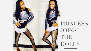 Dancing Dolls tryouts. Subscribe for more & thanks for watching!!