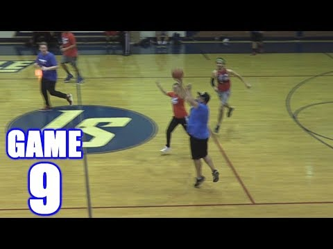 HALFCOURT BUZZER BEATER TO END THE GAME!  OnSeason Basketball Series  Game 9
