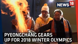 Winter Olympics 2018 | Preparations are Underway in South Korea as Start of Mega-Event Nears