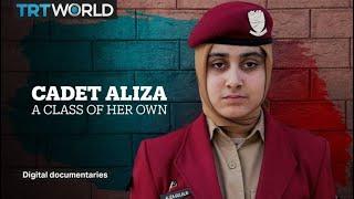 Cadet Aliza: A Class of Her Own