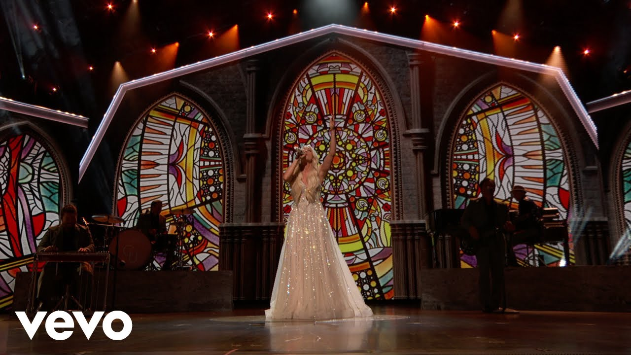 Carrie Underwood - My Savior Performance (Live From The 56th ACM Awards)