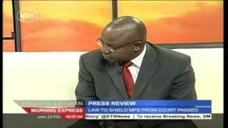 RAILA-UHURU WAR OF WORD: Why Raila Odinga may soon be charged with treason
