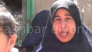 حصرى | اهالي قرية الجنينة  - مركز منية النصر -  دقهلية يواجهون خطر الموت