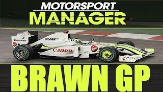 🏎️ Idén világbajnokok leszünk?!   Brawn GP   MOTORSPORT MANAGER   12. Szezon #35