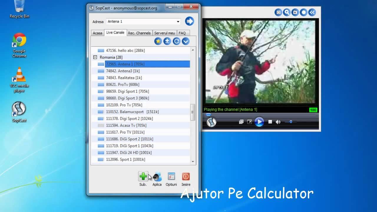 Fantastic tv online: free download sopcast 3. 5.