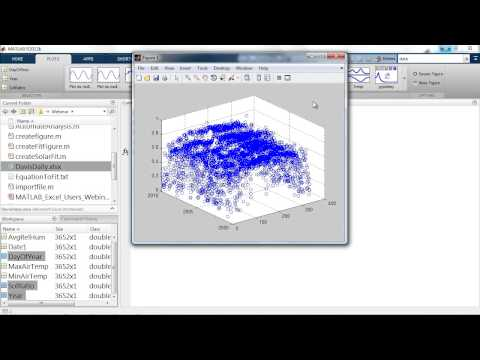Data Analysis with MATLAB for Excel Users
