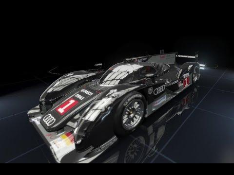 Preparation for Le Mans 2015 has already begun :)