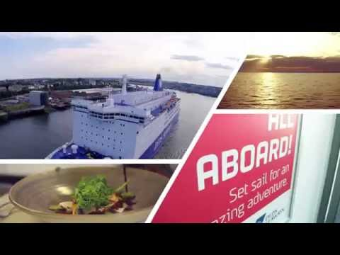 Millionth Mini Cruiser | Newcastle - Amsterdam | DFDS Seaways