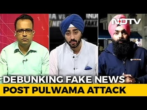How CRPF Is Fighting 'Fake News' In Aftermath Of Pulwama Terror Attack