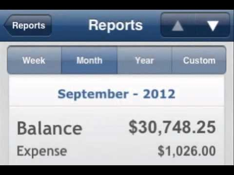 Track Where Your Money Goes with Easy Spending on iPhone