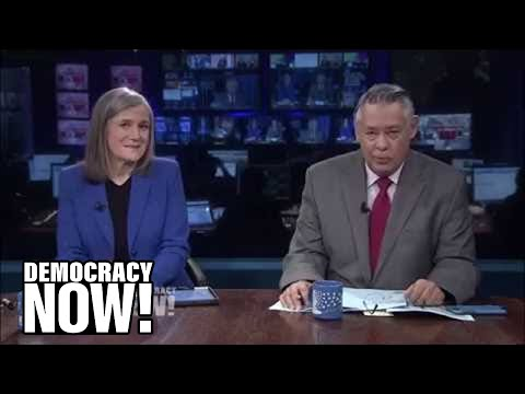A Colonial Takeover: Juan González on Puerto Rican Debt Bill
